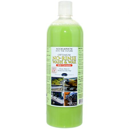Optimum No Rinse >> Optimum No Rinse Wash Wax 32 Oz Free Shipping Available