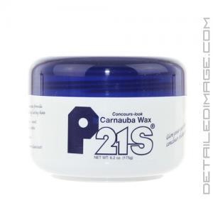 P21S Concours Carnauba Wax - 6.2 oz
