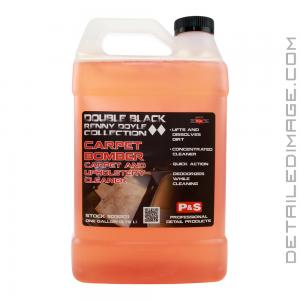 P&S Carpet Bomber Carpet and Upholstery Cleaner - 128 oz