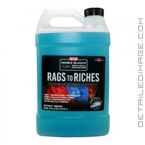 P&S Rags to Riches Premium Microfiber Detergent - 128 oz