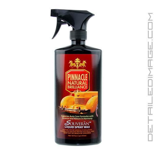 Pinnacle Liquid Souveran Car Wax - Autogeek