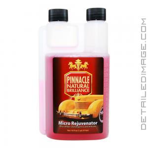 Pinnacle Micro Rejuvenator Microfiber Detergent Concentrate - 16 oz
