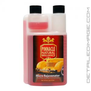 Pinnacle Micro Rejuvenator Microfiber Detergent Concentrate - 16 oz