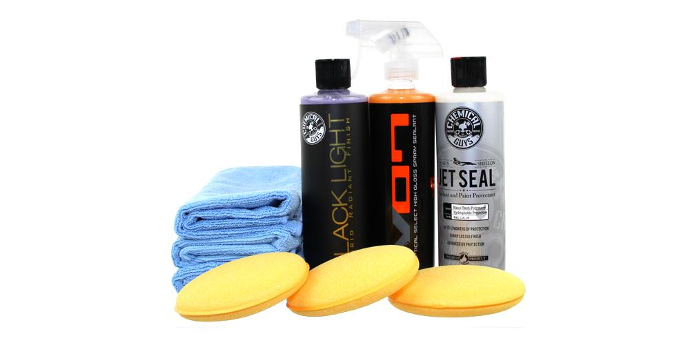 Chemical Guys Polish and Protection Kit