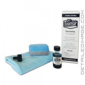 Poorboy's World EverLasting Trim Coating Kit - 30 ml Kit