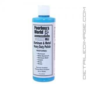 Poorboy's World HD Aluminum & Metal Polish - 16 oz