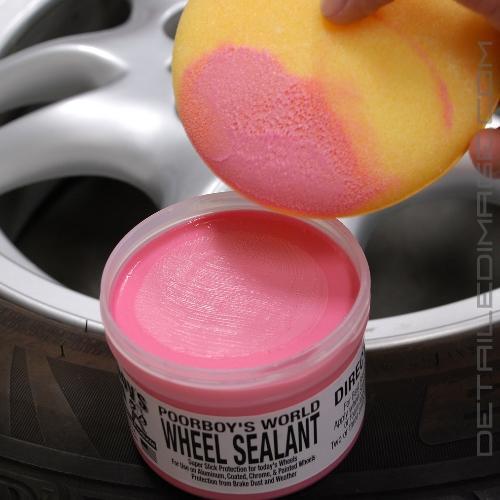 Poorboy S World Wheel Sealant 8 Oz Free Shipping