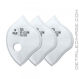 RZ Mask F2 High Flow Filter 3 pack - X-Large
