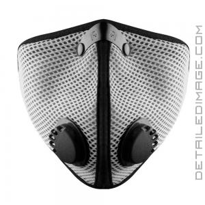 RZ Mask M2 Mesh Reusable Dust/Pollution Titanium Mask - Medium
