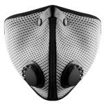 RZ Mask M2 Mesh Reusable Dust/Pollution Titanium Mask