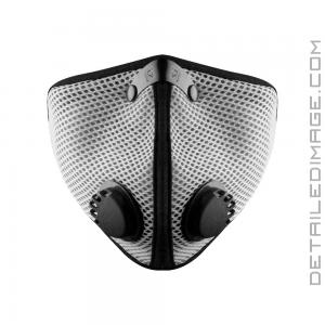 RZ Mask M2.5 Mesh Reusable Dust/Pollution Titanium Mask - X-Large