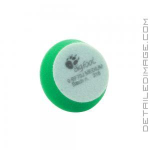 """Rupes Green Medium Foam Pad - 2"""""""
