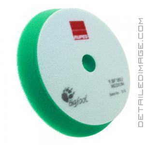 """Rupes Green Medium Foam Pad - 7"""""""