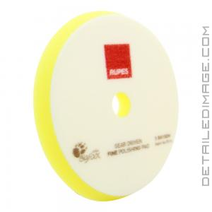 """Rupes Mille Fine Yellow Foam Pad - 6.5"""""""