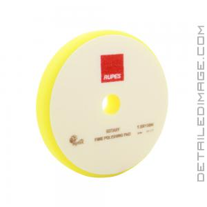 Rupes Rotary Fine Yellow Foam Pad - 5.25""