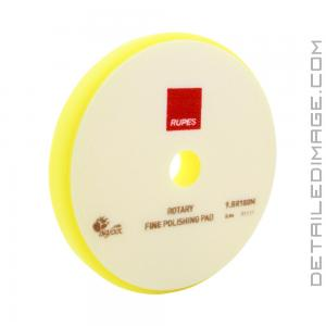 Rupes Rotary Fine Yellow Foam Pad - 6.25""