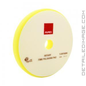 "Rupes Rotary Fine Yellow Foam Pad - 6.25"""