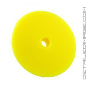 """For 3/"""" 80mm Backing Plate 4/"""" 100mm Rupes Yellow Foam Fine Polishing Pad"""
