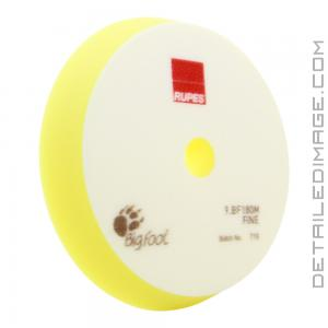Rupes Yellow Polishing Foam Pad - 7""