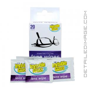 Stoner Invisible Glass Lens Wipe - 20 count