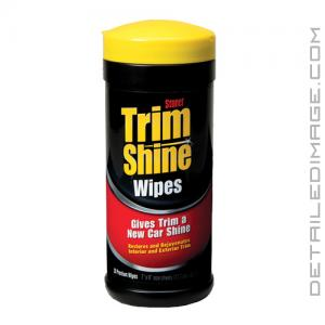 Stoner Trim Shine Vinyl & Plastic Coating - Wipes 28 Count