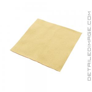 "The Rag Company Buttersoft Suede Applicator Cloth Gold - 4"" x 4"""
