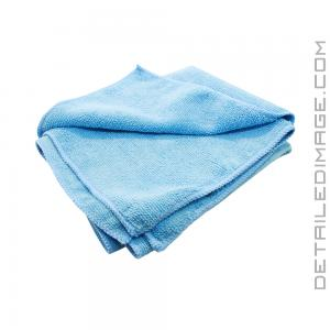 "The Rag Company Car Wash Microfiber Terry Towel Light Blue - 16"" x 27"""
