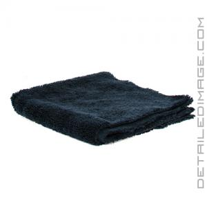 "The Rag Company Creature Edgeless 420 Towel Black - 16"" x 16"""