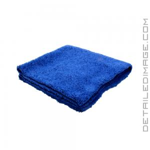 "The Rag Company Creature Edgeless 420 Towel Blue - 16"" x 16"""