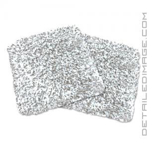 "The Rag Company Cyclone Premium Microfiber Wash Pad Grey - 10"" x 10"""