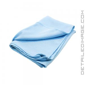 "The Rag Company Diamond Glass Towel Blue - 16"" x 24"""