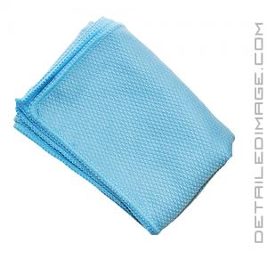 "The Rag Company Diamond Glass Towel Blue - 16"" x 24"""