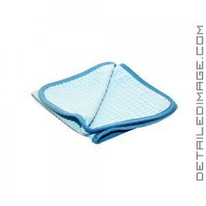 """The Rag Company Dry Me A River Waffle Weave Towel Light Blue - 16""""x16"""""""