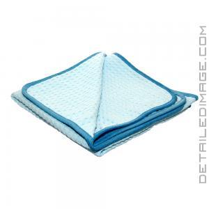 """The Rag Company Dry Me A River Waffle Weave Towel Light Blue - 20""""x40"""""""