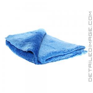"The Rag Company Eagle Edgeless 500 Towel Blue - 16"" x 24"""