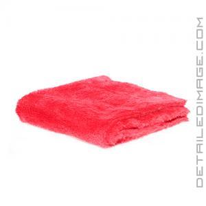 "The Rag Company Eagle Edgeless 500 Towel Red - 16"" x 16"""