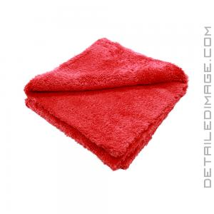 "The Rag Company Eagle Edgeless 500 Towel Red - 16"" x 16"""