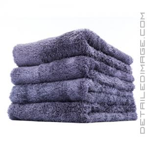 "The Rag Company Eagle Edgeless 600 Towel Dark Grey - 16"" x 16"""