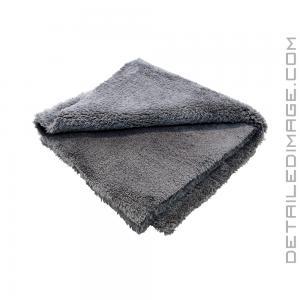 "The Rag Company Eagle Edgeless 600 Towel Dark Grey - 16"" x 16"""