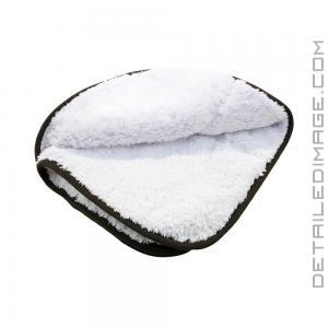 "The Rag Company Everest 1100 Ultra Plush Towel White - 16"" x 16"""