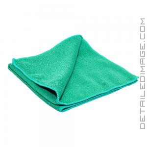 "The Rag Company Pearl Coating Towel Green - 16"" x 16"""