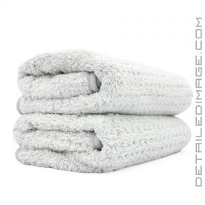 "The Rag Company Platinum Pluffle Microfiber Towel - 20"" x 40"""