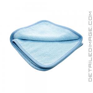 "The Rag Company Twist Loop Microfiber Towel Light Blue - 16"" x 16"""