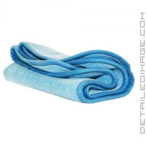 "The Rag Company Twist Loop Microfiber Towel Light Blue - 16"" x 16"""