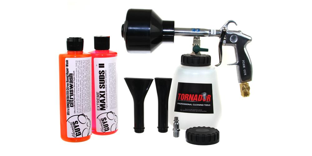 Tornador Foam Gun and Shampoo Kit
