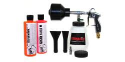 Foam Gun and Shampoo Kit