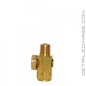 Tornador In Line Air Regulator Brass