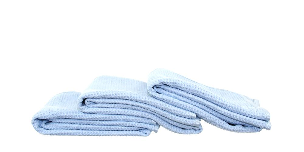 Waffle Weave Drying Microfiber Towel 3 Pack Special