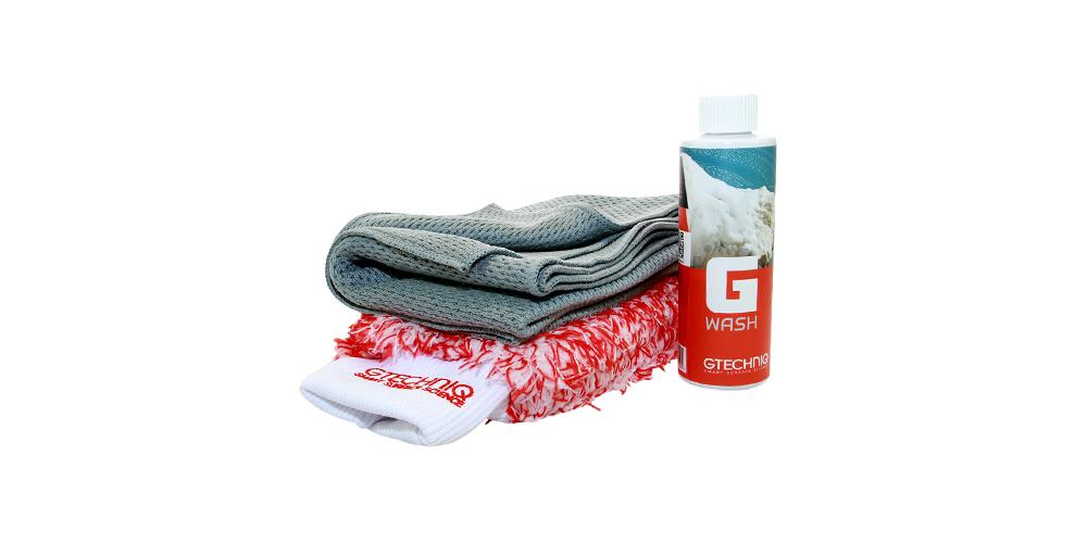 Gtechniq Wash and Dry Kit