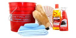 Wash and Wax Kit